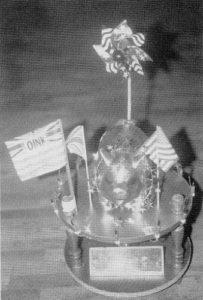 Pig War Trophy